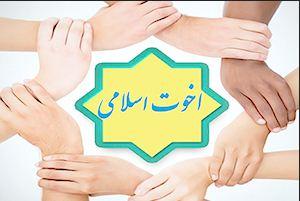 تاکید امام بر اخوت و همکاری بین کشورهای اسلامی