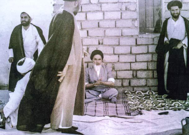 روزی که برای امام حتی یک جای امن نبود