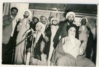 سخنرانی حجت الاسلام فلسفی در حضور امام در قم