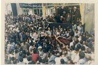 سخنرانی آیت الله هاشمی رفسنجانی در حضور امام