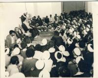 دیدار  روحانیون با امام