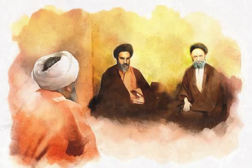 خاطرات اولین خاطره ای جالب از دیدار امام خمینی(س) و آیت الله سیدعلی قاضی