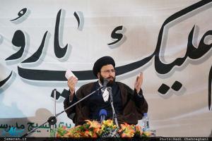 امام(س) در اوج قدرت مقید به رعایت اخلاق بود/ مسائل ملی را سیاسی نکنیم/ مردم از فسادها ناراحتند