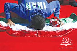 توصیه های امام خمینی (س) به ورزشکاران