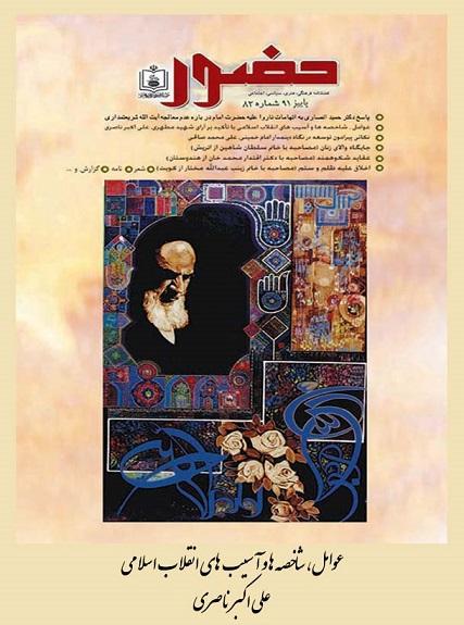 عوامل، شاخصه ها و آسیب های انقلاب اسلامی  با تأکید بر آرای شهید مطهری