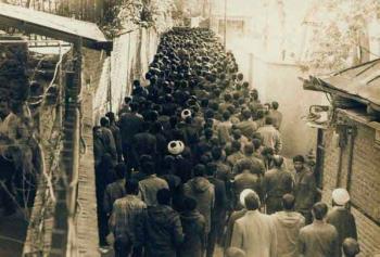 انقلاب اسلامی ایران، منادی گفتمان جدید