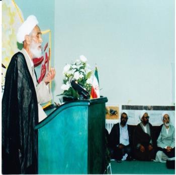 نگاهی به شخصیت حضرت امام (ره)، از زبان آیت الله محمدتقی مروارید