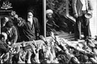 آرامش روزهای آغازین پیروزی، در سایه توکل عمیق امام به خدا