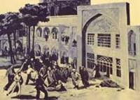 واقعه خونین فیضیه در سالروز شهادت امام صادق (ع)