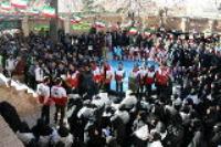 زنگ انقلاب در بیت قدیمی امام خمینی(ره) در خمین نواخته شد