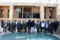 رونق بیت تاریخی امام در خمین با حضور گردشگران داخلی و خارجی