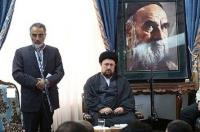 به خود می بالیم که یکی از سربازان امام سکاندار عرصه اجرایی کشور شده است/ امروز روحانی عزیز در عرصه بین المللی به نام امام می درخشد