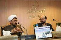 معاون فرهنگی و هنری موسسه بهمراه مدیران و کارشناسان از آرشیو ملی ایران بازدید بعمل آوردند