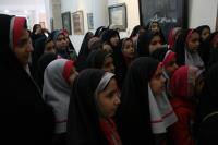 گزارش تصویری/ زنگ انقلاب در نگارستان امام خمینی (س) اصفهان به صدا درآمد
