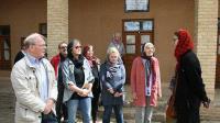 بازدید گردشگران آلمانی از بیت تاریخی امام خمینی (ره)