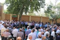تجدید میثاق آزادگان با آرمانهای امام راحل