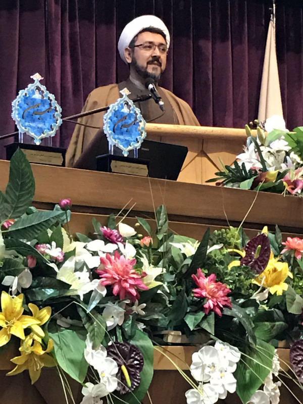 مراسم اختتامیه چهاردهمین جشنواره مهر بهمن در نمایندگی موسسه در اصفهان برگزار شد