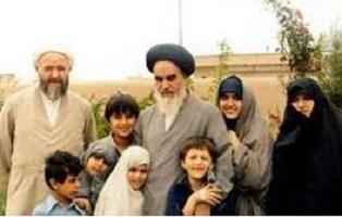 گوشه ای از اخلاق حسنه حضرت امام در بیان خانواده و نزدیکان ایشان