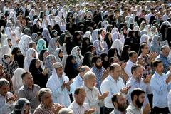 عید فطر روز وحدت و همدلی