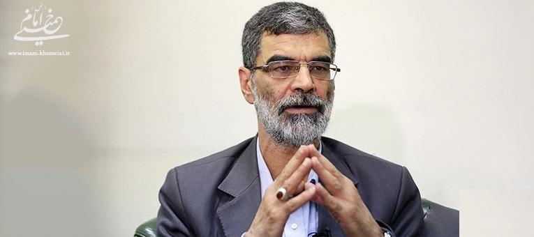 گفتگو با دکتر حمید انصاری قائم مقام موسسه تنظیم و نشر آثار امام خمینی(س)