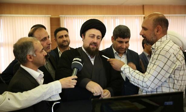 سید حسن خمینی: جامعه از «فساد» آسیب دیده است