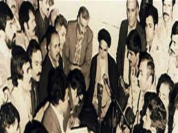 دیدار امام با کانون نویسندگان ایران
