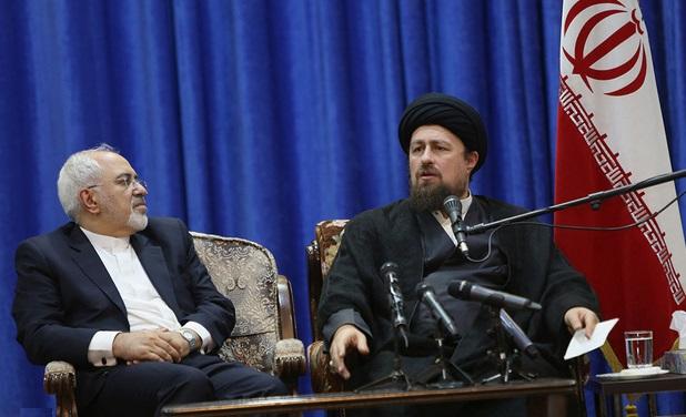 وزیر، معاونان، سفرا و روسای نمایندگی های جمهوری اسلامی ایران در جهان با آرمان های امام راحل تجدید میثاق کردند