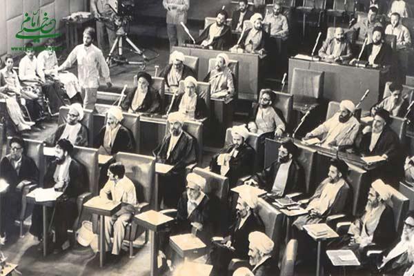 توصیه اکید امام به مهندس بازرگان برای تسریع در روند تدوین و تصویب قانون اساسی