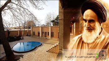 ماه گذشته بیش از چهل هزار نفر از اماکن منتسب به امام خمینی بازدید کردند