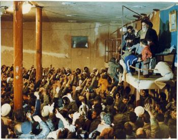 شیوه های ارتباطی امام خمینی (س) با مردم