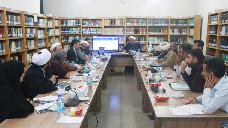 اولین جلسه کارگروه ترویج اندیشه و گفتمان حضرت امام(ره) و مقام معظم رهبری برگزار شد