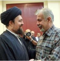 یادداشت اینستاگرامی سید حسن خمینی برای مرحوم بهرام شفیع