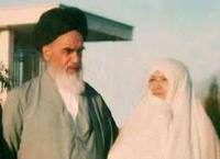 دفترچه شعر همسر امام خمینی