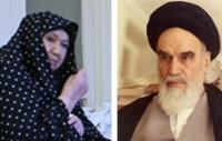 نامه عاشقانه امام خمینی(س) به همسر گرامیشان