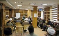 سال تحصیلی جدید مدرسه علمیه امام خمینی(س) در نجف اشرف آغاز شد