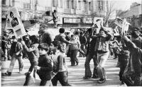 قیام مردم یزد به مناسبت چهلم شهدای تبریز