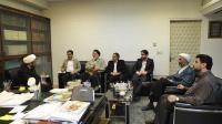 نشست ارتقاء برنامه های فرهنگی و هنری بیت امام خمینی(ره) درقم برگزار شد
