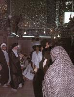 تبعید امام به عراق