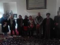 نماینده سازمان ملل در تهران از بیت تاریخی حضرت امام بازدید کرد+عکس