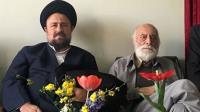 تسلیت آیت الله سید حسن خمینی در پی درگذشت سید علی صدر