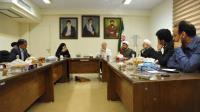 نشست شورای هم اندیشی اماکن منتسب به امام برگزار شد