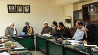 نشست بررسی فعالیتهای سایت های غیر فارسی پرتال امام خمینی(ره) برگزار شد