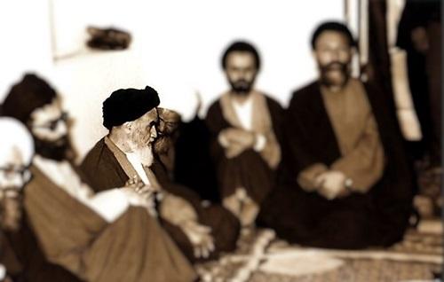 برجسته بودن امام خمینی بین علما