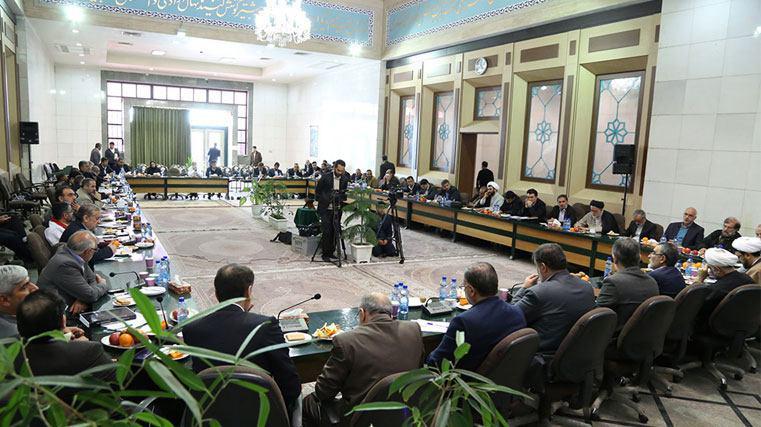 نخستین جلسه ستاد مرکزی بزرگداشت حضرت امام خمینی(ره) برگزار شد+ گزارش تصویری