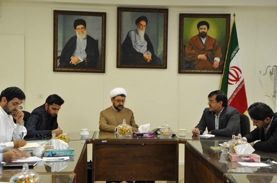برگزاری دومین نشست هم اندیشی برای حضور در سی و یکمین نمایشگاه بین المللی کتاب تهران