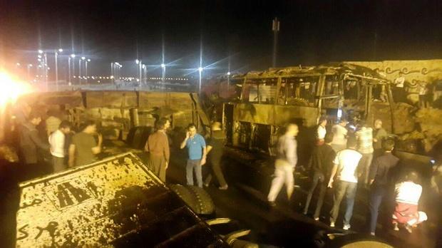 پیام تسلیت یادگار امام در پی حادثه سنندج