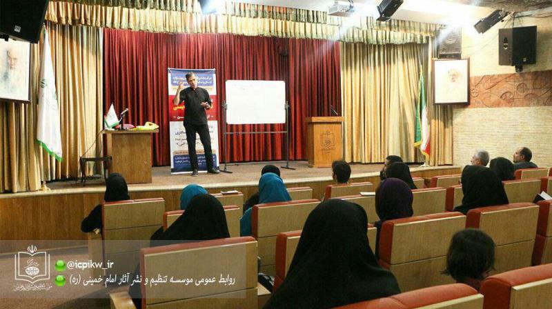 دومین کارگاه آموزش نمایشنامه نویسی در نگارستان امام خمینی (س) برگزار شد