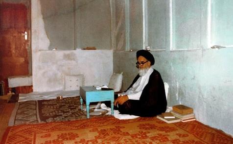 امام با کتاب هایی که به عنوان هدیه به ایشان می رسید، چه می کرد؟