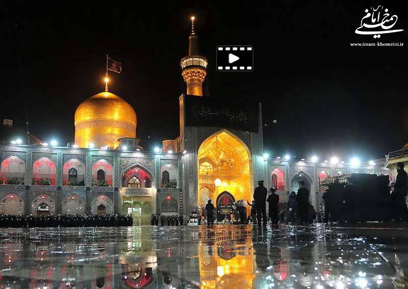 حضرت رضا سلام الله علیه، امید دلهای خسته