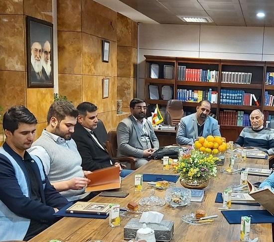 آیین نکوداشت کتابداران کتابخانه امام خمینی(س)و انقلاب اسلامی برگزار شد